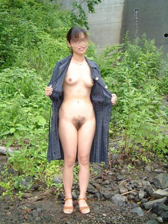 裸コート画像10