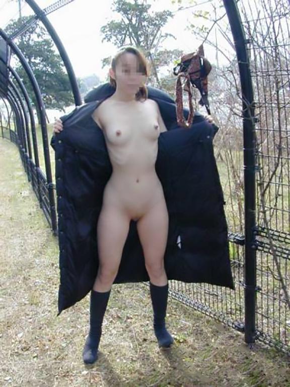 裸コート画像14