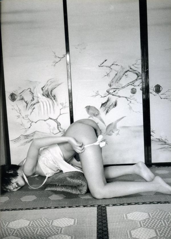 藤田朋子野外ヌード画像5(屋内の画像)