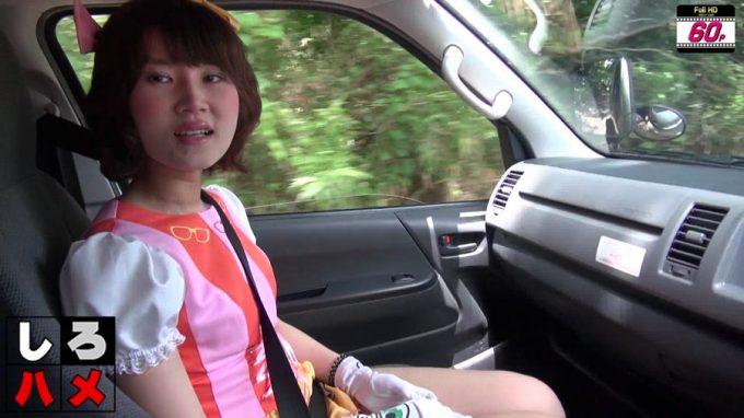 「これが日本のAVです!中国人留学生に涙の中出し○○連発!」キャプチャー9